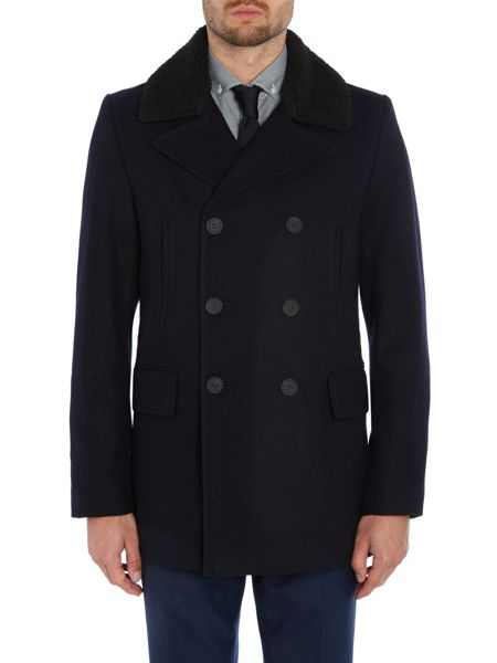 Kenneth Cole Nelson Pea Coat