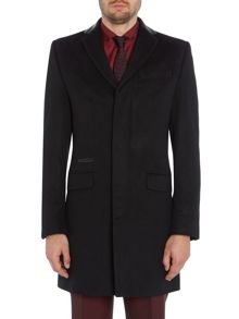 Kenneth Cole Jamison Wool Coat