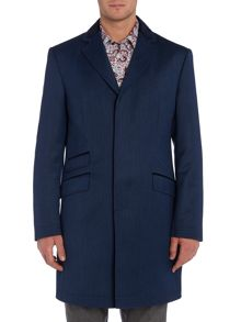 New & Lingwood Farleigh Wool Coat