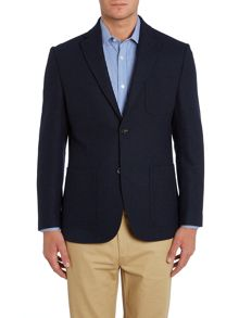 Howick Tailored Endwell Herringbone Blazer