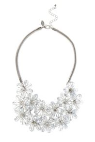 Fenella floral necklace