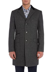 New & Lingwood Thornton Wool Coat