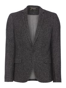 Label Lab Wilber Salt And Pepper Casual Blazer