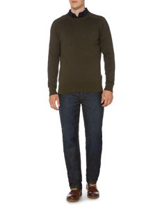 Howick Wilkes Cotton Crew Neck