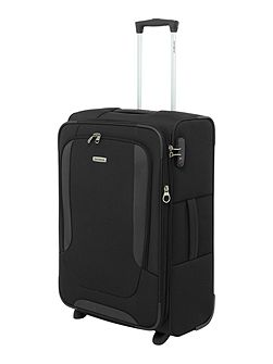 Arnavon black 2 wheel soft medium case