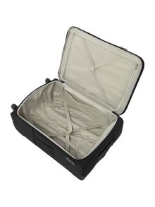 Samsonite Arnavon black 2 wheel soft medium case