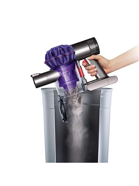 dyson v6 animal cordless vacuum cleaner house of fraser. Black Bedroom Furniture Sets. Home Design Ideas