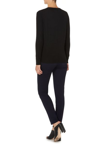 Pied a Terre Echo shell jumper