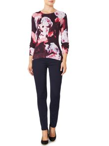 Pied a Terre Metallic rose jumper