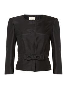 Waist detail occasion jacket
