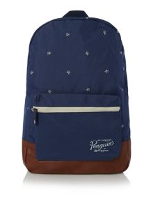 All Over Logo Backpack
