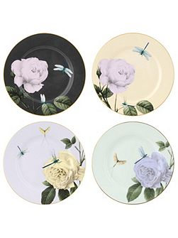 Portmeirion Salad Plates Set of 4