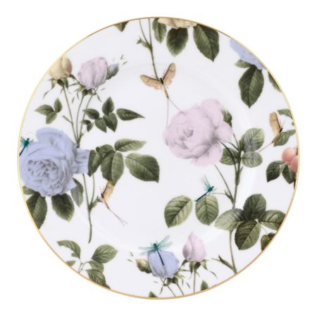 Ted Baker Portmeirion Salad Plate White