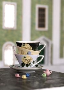 Ted Baker Portmeirion Teacup & Saucer Mint