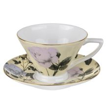 Ted Baker Teacup & Saucer Lemon
