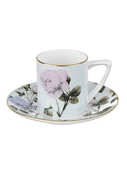 Ted Baker Portmeirion Espresso cup & saucer Mint