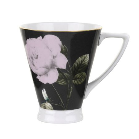 Ted Baker Rosie Lee Footed Mug Black