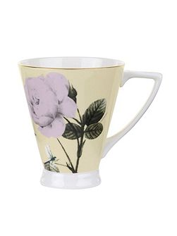 Portmeirion Footed Mug Lemon