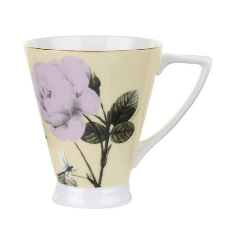Ted Baker Portmeirion Footed Mug Lemon