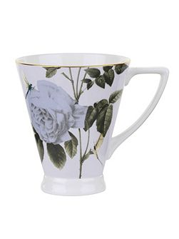 Portmeirion Footed Mug Lilac