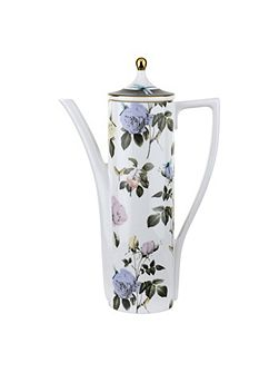 Portmeirion Tall Beverage Pot White