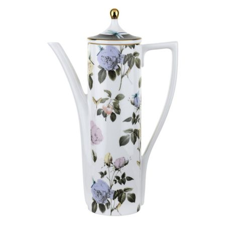 Ted Baker Portmeirion Tall Beverage Pot White