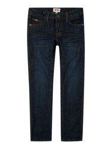 Boys Indigo Denim Jeans