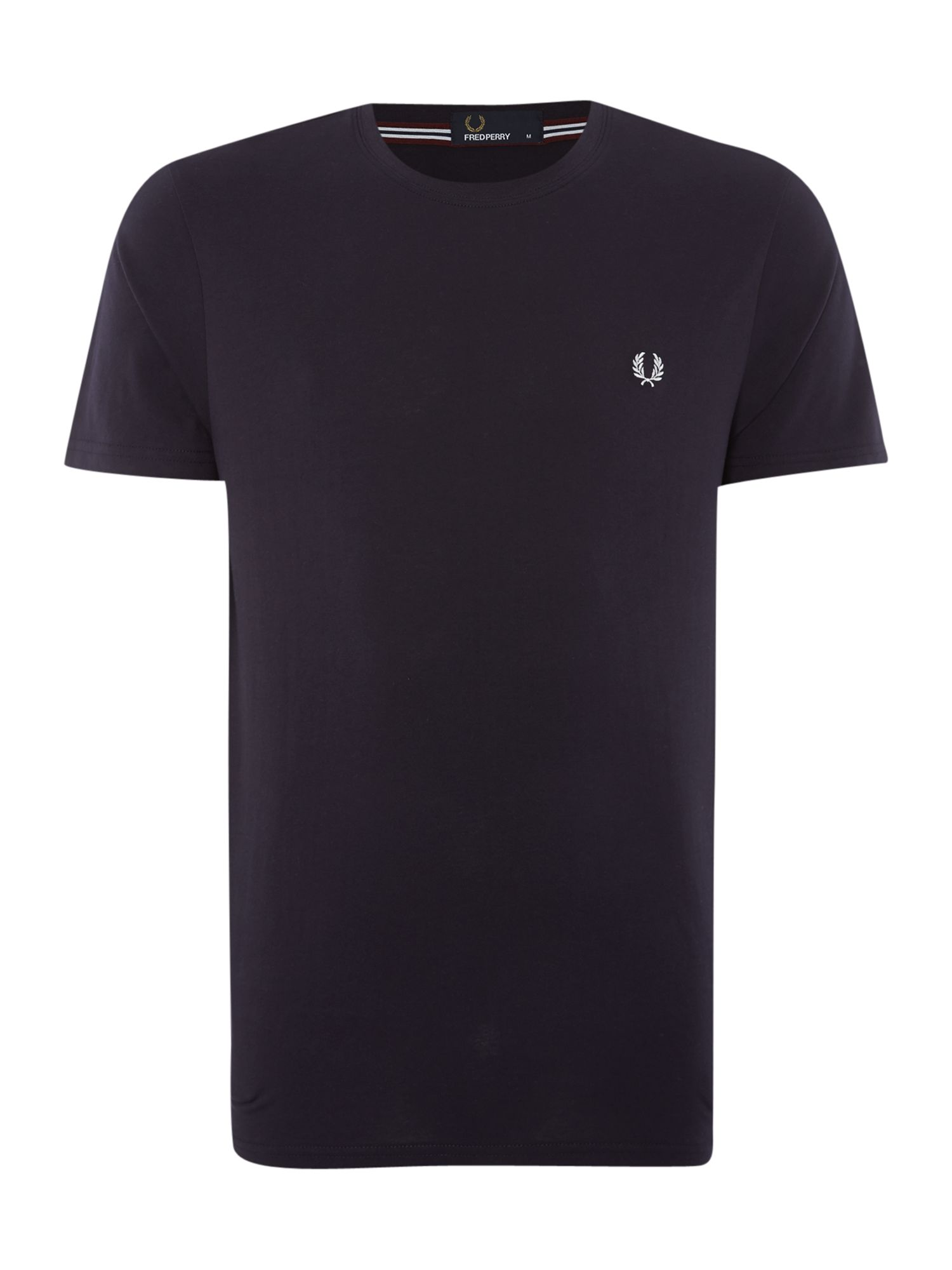 Men's Fred Perry Short-Sleeved T-Shirt, Blue