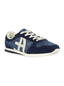 Lace Up Casual Trainers