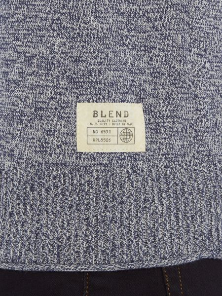 Blend Knit Pullover