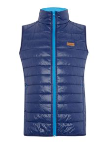 Thermo West Casual Full Zip Waistcoat