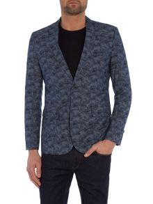 Casual Friday Full Zip Blazer