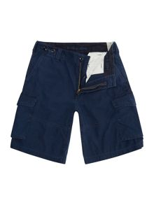 Classic Fit Cargo Shorts
