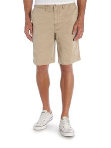 Relaxed Fit Cotton Shorts