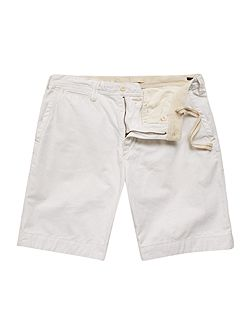Relaxed-Fit Cotton Chino Shorts