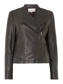 Cove Leather Jacket