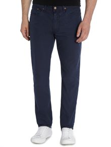 Varick Slim Straight Trouser