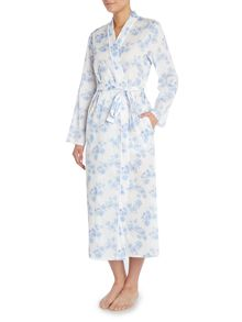 Nora Rose Blue Rose Robe