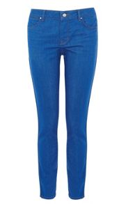 Karen Millen French blue jean