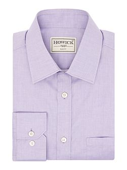 Men's Howick Tailored Charter Slim Fit Twill Shirt
