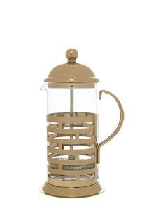 3 cup cafetiere gold
