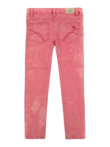 Girls Metalic Denim Jeans