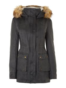 Linea Weekend Newgrange Waxy Jacket
