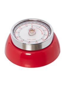 Linea Retro timer red