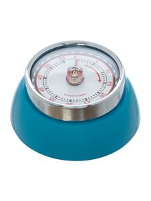 Linea Retro timer blue