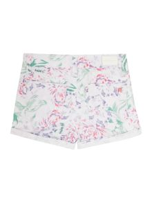 Girls Boyfriend Bonita Print Short