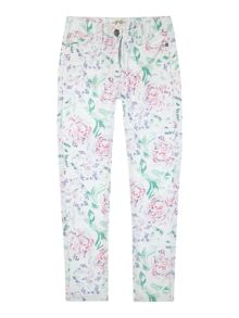 French Connection Girls Bonita Print Jeans