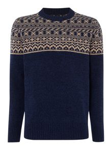 Calgary Fairisle Pull Over Jumper