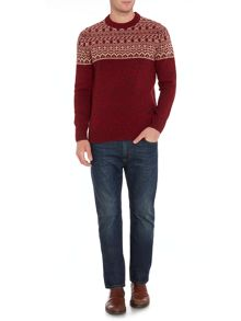 Howick Calgary Fairisle Pull Over Jumper