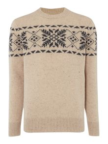 Bergen Fairisle Christmas Jumper